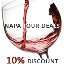 Napa Tour Deals 10% Discount